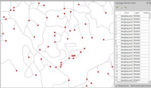 QGIS Topology and Emergency • North River Geographic Systems Inc